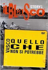 """IL BLASCO STORY N. 3  BOOK + DVD """"QUELLO CHE NON SI POTREBBE"""" NUOVO SIGILLATO"""