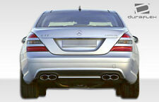 07-09 Mercedes S Class W221 Duraflex S65 Look Rear Bumper 1pc Body Kit 107203