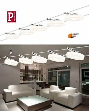 PAULMANN LED SEILSYSTEM DiscLED I 5x4W 12V NEUSTE LED TECHNIK ART:94109 * NEW *