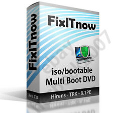 The Ultimate Windows Or Linux Recovery Multi Boot Disk DVD