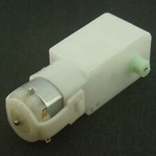 Dual Output Shaft Inline Motor and Gearbox 1:200