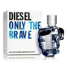 DIESEL ONLY THE BRAVE POUR HOMME BY DIESEL 2.5 OZ EDT SPRAY NIB