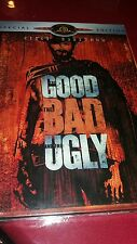 """Dvd """"The good the bad and the ugly"""" Clint Eastwood neuf sous blister"""