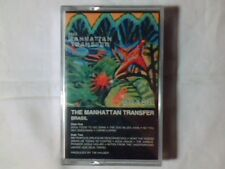 MANHATTAN TRANSFER Brasil mc GERMANY SIGILLATA