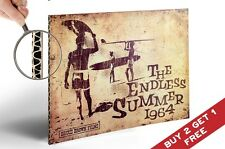THE ENDLESS SUMMER 1964 Vintage Movie Poster A4 Photo Print Home Wall Art Decor