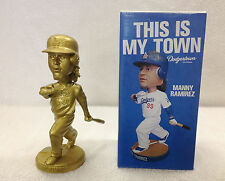 Manny Ramirez ONLY 99 MADE * GOLD VARIANT LA Dodgers 2009 Bobble Bobblehead SGA