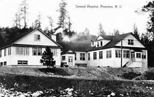 Photo. ca 1934. Princeton, BC Canada. General Hospital