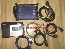 TOP Quality MB star SD Connect C5 + EVG7 tablet with 07/2016 HDD software