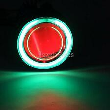 LED Projector Headlight Red Devil Eye For Kawasaki Z750 Z1000 ZR1100 ZRX1200
