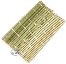 Japan Bento Bamboo Sushi Roll MAT Handroll Rice Rolling lunchbox kitchen party