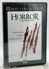 3 Horror Movies Hills Have Eyes, 28 Days Later, Sin Eater DVD für Halloween NEU