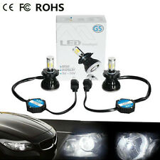 2x H11 H8 H9 LED Car Headlight Kit Cree 80W 8000Lm 6000K White Light Bulbs G5 3r