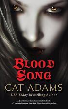 Cat Adams - Blood Song (2011) - Used - Mass Market (Paperback)