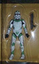 Star Wars Black Series Green Clone Trooper of Order 66 EE EXCLUSIVE LOOSE 6 inch