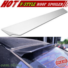 Painted Mercedes Benz CLS350 W218 Sedan V-Style Roof Window Spoiler 12-16