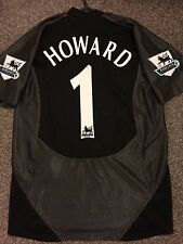 MANCHESTER UNITED 2004/05 GOALKEEPER SHIRT ADULTS(S) 1 HOWARD