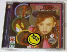 CULTURE CLUB - COLOUR BY NUMBERS REMASTERED- CD Sigillato