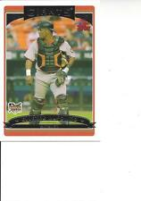 2006 Topps Eliezer Alfonzo Rookie Card Only in Factory San Francisco Giants