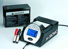 H-Tronic Profile charger HTDC 5000 - Rv battery perfect charging and monitor