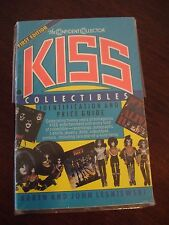 Kiss Collectibles: Identification and Price Guide (Confident Collector )