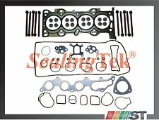 04-11 Ford 2.3L Duratec Cylinder Head Gasket Set w/ Bolts kit MZR engine motor