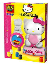 SES Creative 01263 Figuren Gießen Hello Kitty Gipsfigur NEU