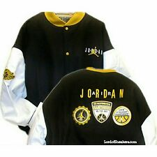 "Brand New w/ Tags Nike Air Jordan DMP Letterman Jacket sz 4XL  ""Wool & Genuine"