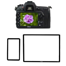 FOTGA LCD Screen Protector Save Optical Glass Film For Nikon D7100 DSLR Camera