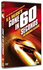 Gone in 60 Seconds [DVD] H.B. Halicki, Marion Busia Brand New and Sealed
