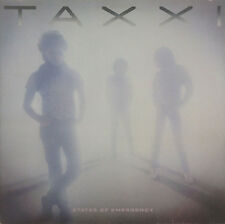 "12"" LP - Taxxi - States Of Emergency - k2304 - washed & cleaned"