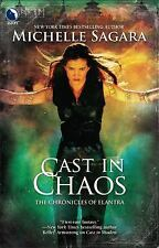 Cast in Chaos by Michelle Sagara (2010, Paperback)