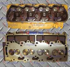 Cylinder Head Remachined Caterpillar 3208 4 Cyl Diesel CN: 9L9270 Loaded