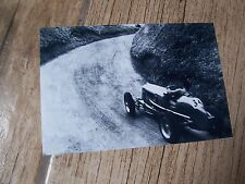 Photo  / Photograph Raymond Mays ERA 1936 Shelsley Hill Climb  //