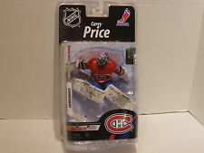 MCFARLANE NHL 26 CAREY PRICE RED MONTREAL CANADIENS JERSEY RARE