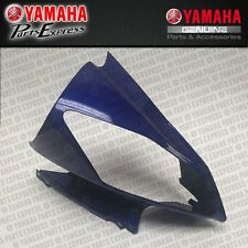 NEW OEM YAMAHA YZF R6 YZFR6 FRONT RH UPPER COWLING FAIRING BLUE 13S-2835H-00-P0