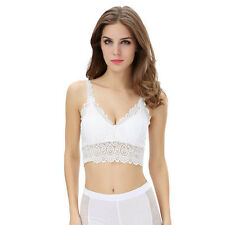 Women Bra Tank Top Corset Wrap Top Crop Top Lace Bra Beach Ladies Blouse Fashion