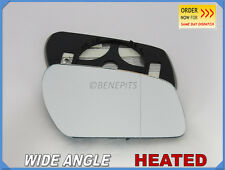Wing Mirror Glass FORD MONDEO/FOCUS II 2003-2007 Wide Angle HEATED Right Side