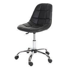 Fauteuil de bureau Lier, pitovante, siège baquet, similicuir ~ noir