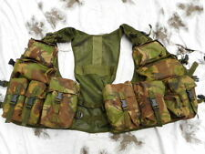 GENUINE hm supplies UK MADE PLCE DPM WEBBING ASSAULT COP OPS COMBAT VEST