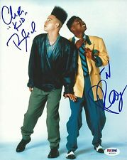 Kid 'n Play Signed 8x10 Photo PSA/DNA COA 2 Hype Funhouse Face the Nation Auto'd