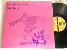 ANDREW CYRILLE The Loop Ictus 0009 ITALY LP solo free jazz drums percussion
