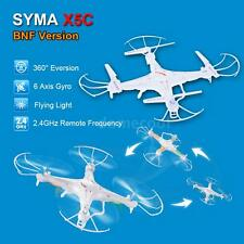 SYMA X5C 4CH 6-Axis Gyro RC Quadcopter Drone NO Camera & Transmitter HOT 8TV1