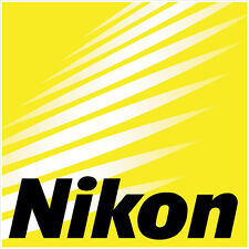 "#m103 4.5"" Nikon Photography Camera Decal Sticker"