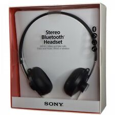 GENUINE Sony SBH60 NFC A2DP Stereo Bluetooth Wireless Headset Headphones