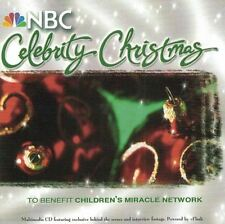 NBC Celebrity Christmas by Various Artists CD, Emi-capitol Special Market