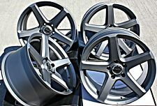 "18"" C SPEC ALLOY WHEELS FIT NISSAN SKYLINE 200SX S15 S15 300ZX 350Z 370Z"