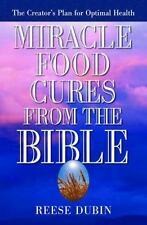 Miracle food cures from the Bible - New - Dubin, Reese - Paperback
