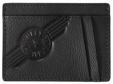 HARLEY DAVIDSON MENS FATBOY STAR  LOGO  FRONT POCKET LEATHER WALLET