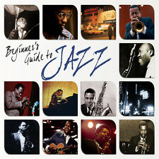 Beginner's Guide To Jazz 3-CD SEALED/NEW Miles Davis John Coltrane Hank Mobley