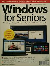 Windows for Seniors UK Guides Tutorials Vol 9 Spring 2015 FREE PRIORITY SHIPPING